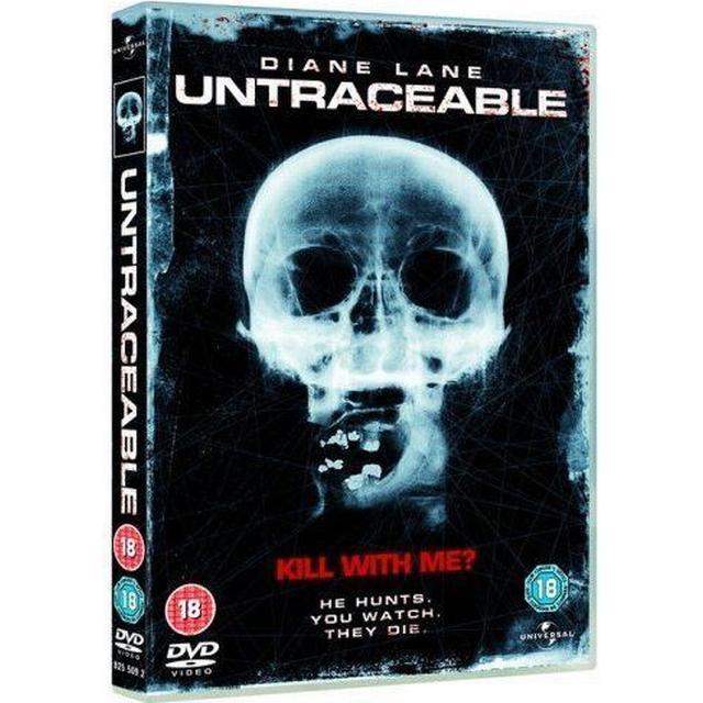 Untraceable [DVD] [2008]